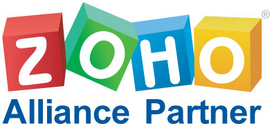 Logo Zoho Alliance Partner